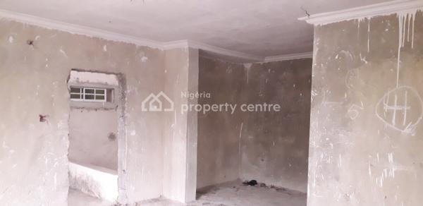 a  Carcass 3 Bedroom Cornerpiece + 1 Maid Room Terraced Duplex, Road 13, Phase Two, Lekki Gardens Estate, Ajah, Lagos, Terraced Duplex for Sale