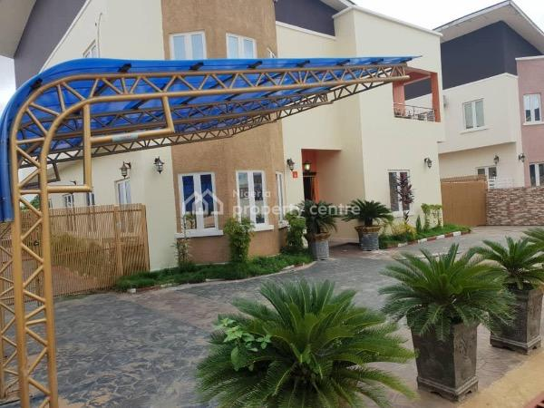 5 Bedroom Luxury Duplex with Swimming Pool, Life Camp, Gwarinpa, Abuja, Detached Duplex for Sale