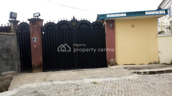 3 Bedroom Flat  with Self Contained on 1¹/² Plot of Land, Happyland  Estate, Olokonla, Ajah, Lagos, Flat for Sale