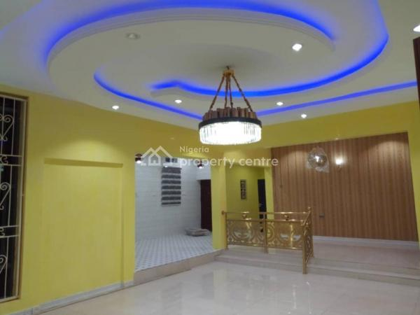 Contemporary Luxury Lifestyle 5bedroom with Duplex with  Boyz Quarter, Adageorge  By Elioparanwo By Gateway Church, Rumueme, Port Harcourt, Rivers, Detached Duplex for Sale