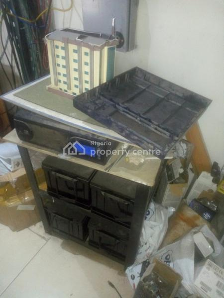 Standard Open-planned Office Space, Sabo, Yaba, Lagos, Office Space for Rent