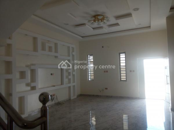 Four Bedroom Detached House, Along Chevron Drive, Chevy View Estate, Lekki, Lagos, Detached Duplex for Rent