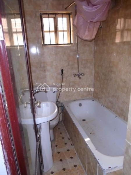 a Well Structured 5 Bedroom Flat, Obawole Town, Ogba, Ikeja, Lagos, Flat for Rent