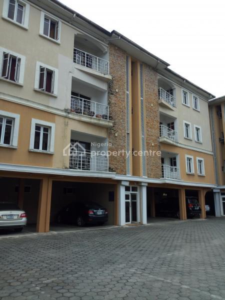 Compact 3 Bedroom Flat + Bq, Off Oba Palace Road, Oniru, Victoria Island (vi), Lagos, Flat for Rent