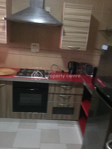 4 Bedroom Fully Furnished Duplex, Admiralty House, Lekki Phase 1, Lekki, Lagos, Semi-detached Duplex for Rent