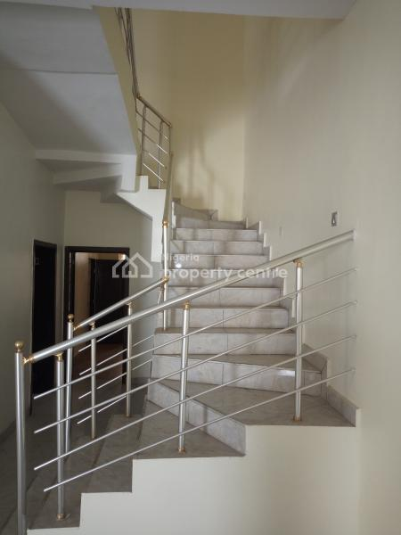 Brand New Tastefully Finished Four Bedroom Semi Detached Duplex with a Room Bq, Thomas Estate, Ajah, Lagos, Semi-detached Duplex for Sale