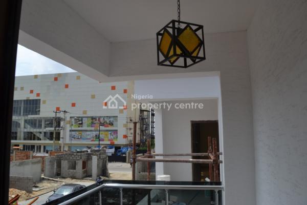 4 Bedroom Semi Detached Duplex with Bq , Fully Serviced Estate, 24hrs Light, Chevron Drive, Lekki, Lagos, Semi-detached Duplex for Sale