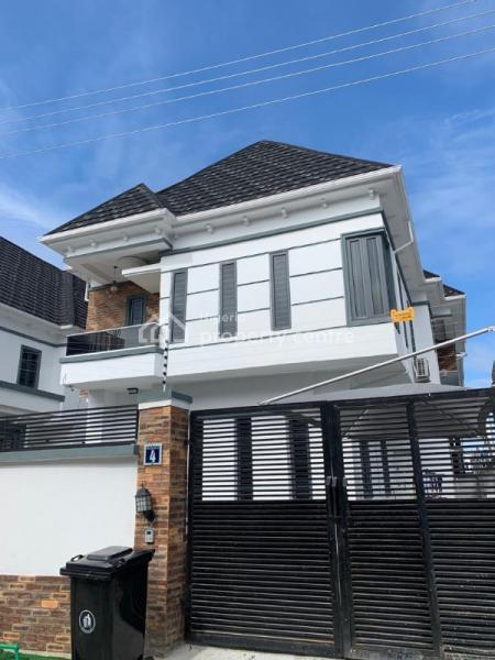 Grandeur 5 Bedroom Detached Duplex with Bq, Chevy View Estate, Lekki, Lagos, Detached Duplex for Rent