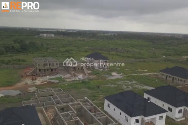 Amen Estate Phase 2. Directly Facing The Popular Amen Estate Phase 1.  100% Dry Land with Massive Development, Eleko Beach Road, Opposite The Popular Amen Estate Phase 1, Off Lekki Epe Express Road, Eleko, Ibeju Lekki, Lagos, Residential Land for Sale