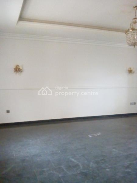 a Tastefully Finished Serviced New 5 Bedroom Fully Detached Duplex with 2 Room Bq, Jabi, Abuja, Detached Duplex for Rent