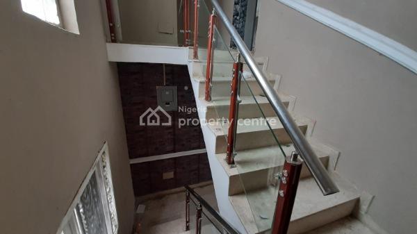 Beautiful 4 Bedroom Detached Duplex with 2room Bq - Residential Or Commercial, Lekki Phase 1, Lekki, Lagos, Detached Duplex for Rent