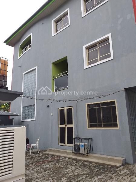 Fancy Block of 4nos 2 Bedroom Flats for Office Use at Yaba Lagos. Corporate Use, Behind Ozone, Sabo, Yaba, Lagos, Flat for Rent