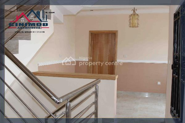 4 Bedroom Semi-detached Duplex, Ikate Elegushi, Lekki, Lagos, Semi-detached Duplex for Rent