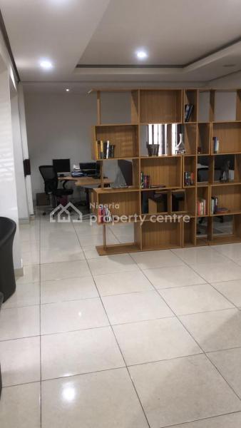 Bedroom Flat for Office Use, Off Saka Tinubu Street, Victoria Island (vi), Lagos, Flat for Rent