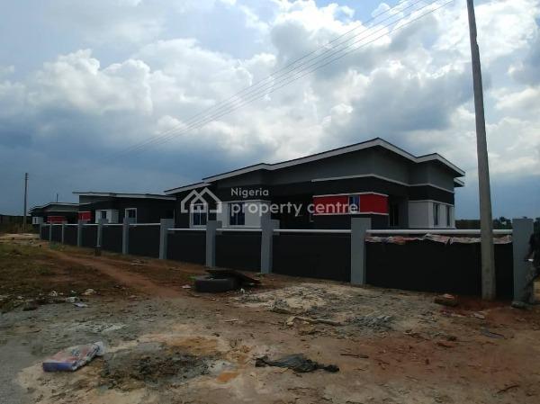Two Bedroom Bungalow, Mowe Ofada, Ogun, Detached Bungalow for Sale
