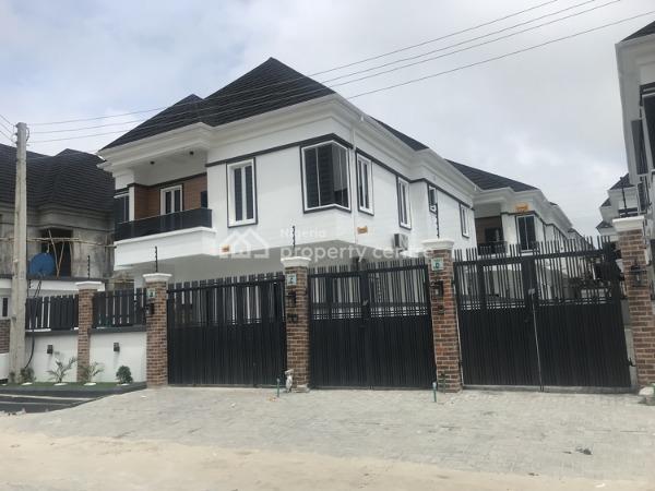 4 Bedroom Duplex, Lafiaji, Lekki, Lagos, Semi-detached Duplex for Sale