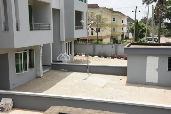 Brand New Service 5 Bedrooms Town House, Off Ladoke Akintola, Ikeja Gra, Ikeja, Lagos, Semi-detached Duplex for Sale