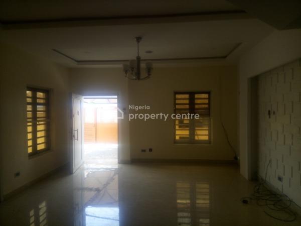 Luxury 4 Bedroom Semi Detached Duplex with a Bq, Chevy View Estate, Lekki, Lagos, Semi-detached Duplex for Rent