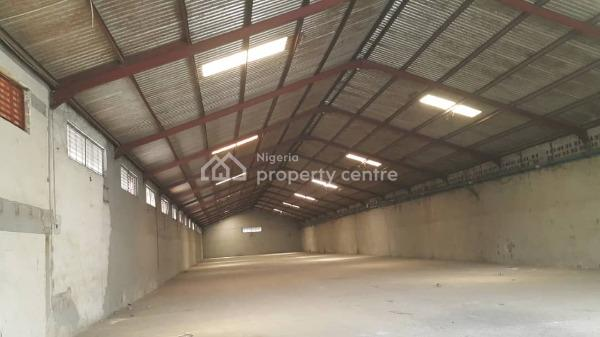 17,500 Sft 2 Bay Warehouse, Koker Express,  Oshodi Apapa Express Way, Isolo, Lagos, Warehouse for Rent