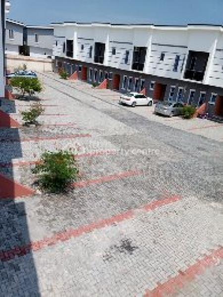 3 Bedroom Terrace Duplex, Orchid Road, Lekki County Estate, Ikota Villa Estate, Lekki, Lagos, Terraced Duplex for Sale