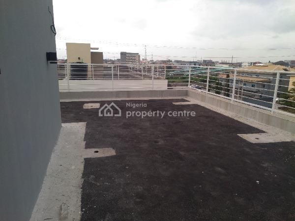Luxury Built 4 Bedroom Terrace House with Excellent Facilities, Lekki Phase 1, Lekki, Lagos, Terraced Duplex for Rent