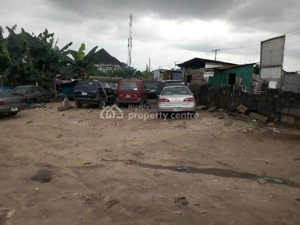Well Located 4 Plots of Dry and Firm Land, Emmanuel Drive / Peter Odili Road, Port Harcourt, Rivers, Land for Sale
