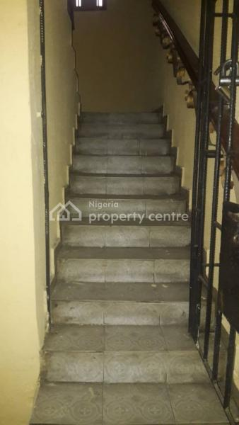 Block of 6 Numbers of 3 Bedroom Flat with 2 Numbers of 2 Bedroom Flat and a Bungalow By The Side on 1 and Quarter Plot, Off Adetola Street, Surulere, Lagos, Block of Flats for Sale
