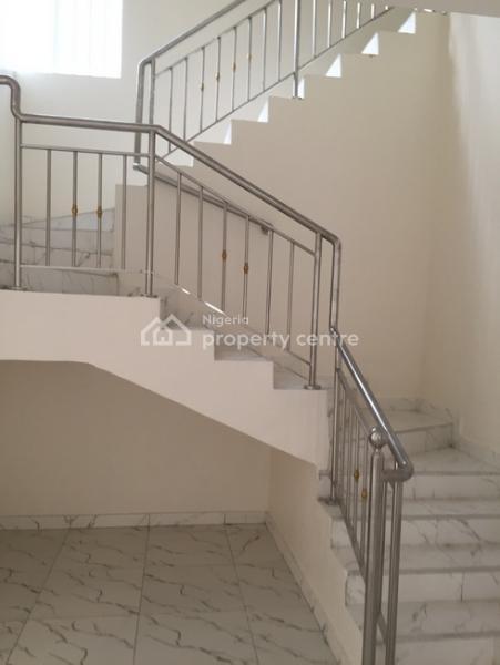 Luxury 5 Bedroom Fully Detached Duplex with a Room Bq, Francis Close Cdar, Lekki Phase 1, Lekki, Lagos, Detached Duplex for Rent