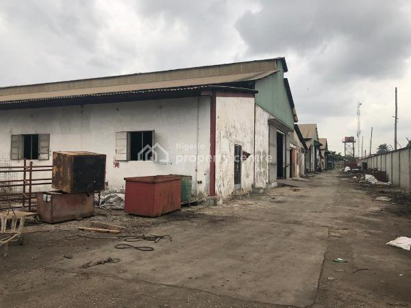 *** 4 Bay Warehouses & Office Complex on 2.90 Acres (11.735.9sqm) Corner Piece, Oba Akran, Ikeja, Lagos, Commercial Property Joint Venture
