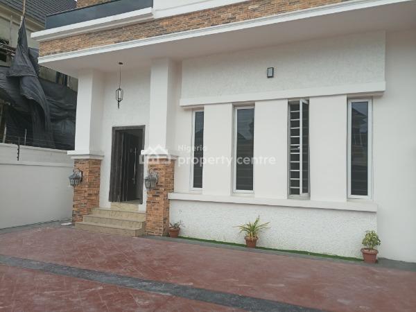 Brand New 5 Bedroom Spacious Detached Duplex, Chevron, Lekki Expressway, Lekki, Lagos, Detached Duplex for Rent