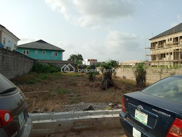 Plot of Land Near Lonex Gardens, Off Channels Avenue, Just After Lonux Gardens, Opic, Isheri North, Lagos, Residential Land for Sale