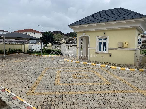 Dashing 4 Bedroom Terraced House, Katampe Extension, Katampe, Abuja, Terraced Duplex for Sale