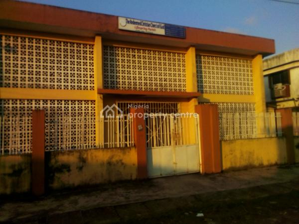 Church Auditorium with Gallery, Ago Palace, Isolo, Lagos, Church for Sale