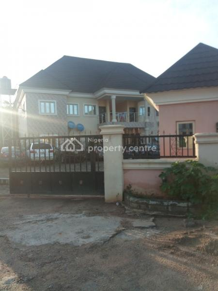 4 Units of  2 Bedroom Flat with All Room Ensuite and a Security Gate House., Nnpc Multipurpose Co-operative Estate, Gaduwa, Abuja, Block of Flats for Sale