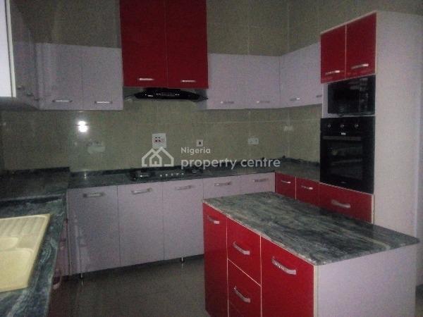 4 Bedroom Semi Detached Duplex with Bq, New, Opposite Chevron, By Conservation Road, Chevy View Estate, Lekki, Lagos, Semi-detached Duplex for Sale
