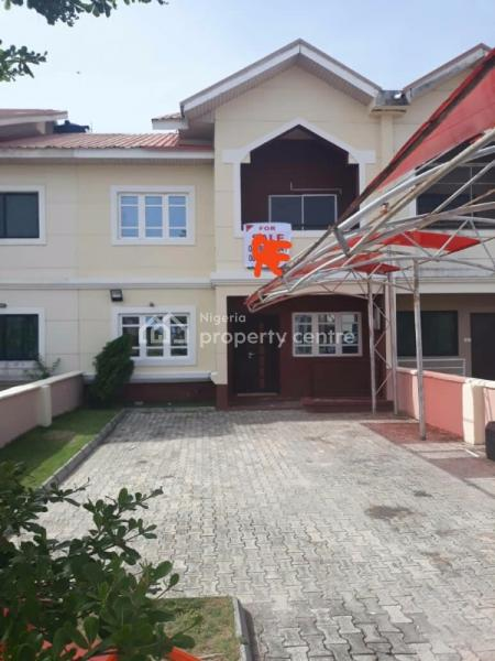 4 Bedroom Terrace Duplex Penthouse with Bq, Buena Vista Estate, on Orchid Road, Chevy View Estate, Lekki, Lagos, Terraced Duplex for Sale