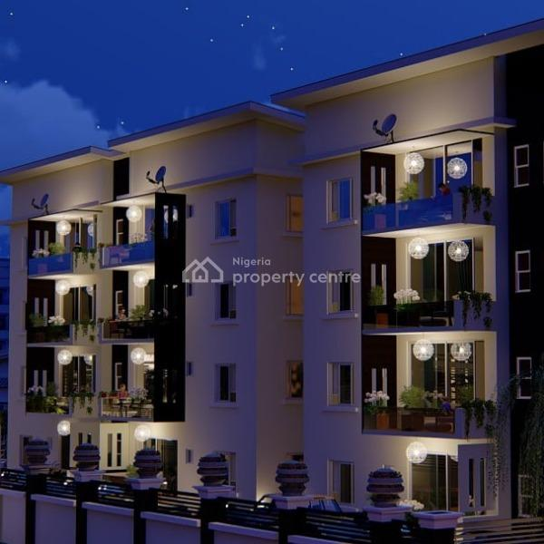 2 Bedroom Offplan Sales Fully Serviced, Behind The Elevation Church, Ilasan, Lekki, Lagos, Flat for Sale