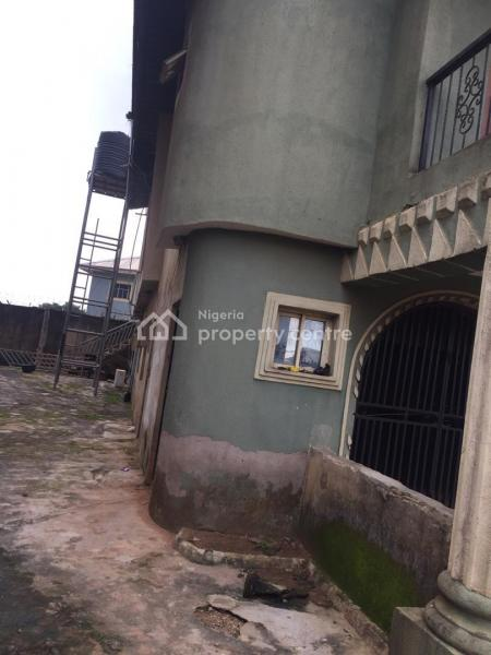 a Plot of Land with a Storey Building with 2 Units of 3 Bedroom Apartments, Ijaiye, Lagos, Detached Duplex for Sale