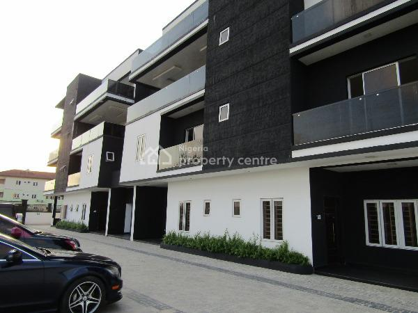 For Sale: Luxury, Brand New And Well Located Serviced 3 Bedroom Duplex With  Boys Quarters , Ikate Elegushi, Lekki, Lagos - ₦55,000,000