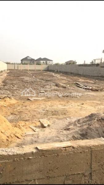 Fully Fenced 2 Plots of Land, Oke-ado Road, Opposite Lagos Business School Lekki (prime Location), Sangotedo, Ajah, Lagos, Mixed-use Land for Sale