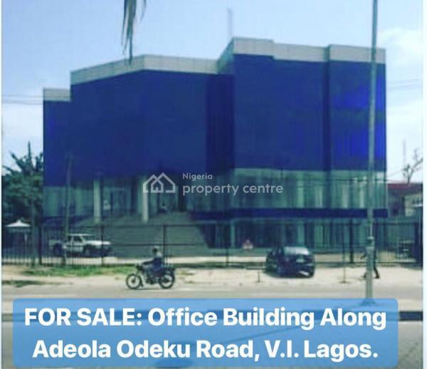New Office Complex on 4 Floors, Adeola Odeku Street, Victoria Island (vi), Lagos, Plaza / Complex / Mall for Sale