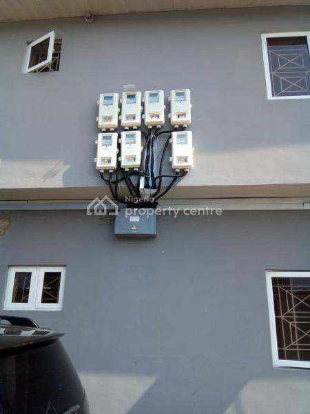 Block Of 4 Flat Of 3 Bedroom With 2 Single Room And Gate House