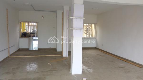 Very Massive Shop Space, Facing Lekki Epe Expressway, Sangotedo, Ajah, Lagos, Shop for Rent
