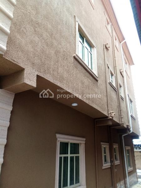 Newly Build Executive 2 Bedroom Flat, Ago Palace, Isolo, Lagos, Flat for Rent