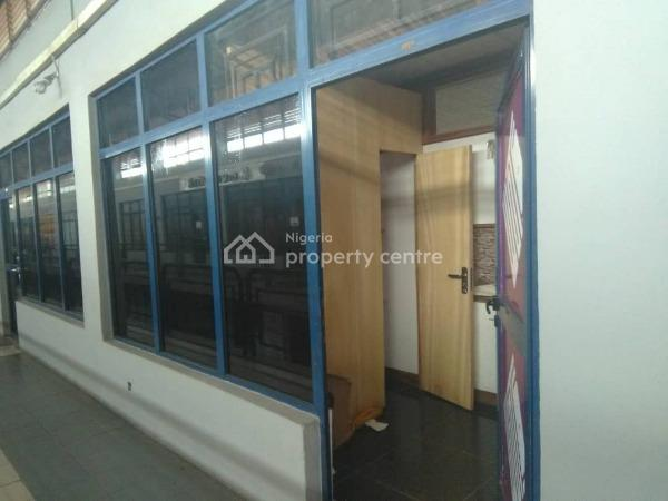 25 Square Meter Open-plan Office Space with in-built Toilet, Suite 102, Dolphin Plaza, Dolphin Estate, Ikoyi, Lagos, Office Space for Rent