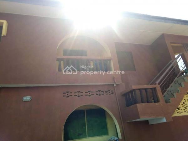 4nos of 3 Bedroom Flat with Detached Mini Flat Plus 2 Nos of Shop on Full Plot (corner Piece), Ipaja, Lagos, Block of Flats for Sale