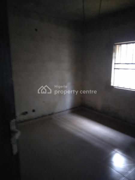 Newly Built Room and Parlor Self with Visitors Toilet, Badore, Ajah, Lagos, Mini Flat for Rent