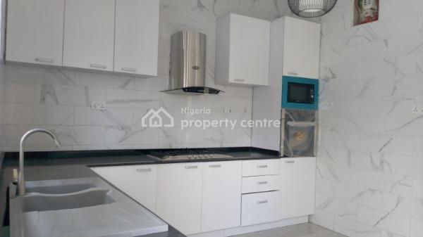 Brand New 4 Bedroom House with a Bq, Osapa London, Lekki, Lagos, Semi-detached Duplex for Sale