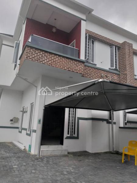 Luxury 4 Bedroom Semidetached Duplex, Osapa, Lekki, Lagos, Semi-detached Duplex for Sale