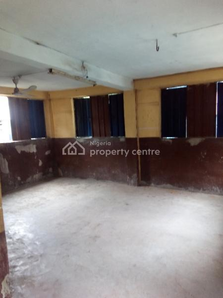 Mini Space of About 30m2 Within a School, Off Ogunnusi Road, By Gtb, Ojodu, Lagos, Church for Rent